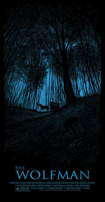 The Wolfman Poster #11