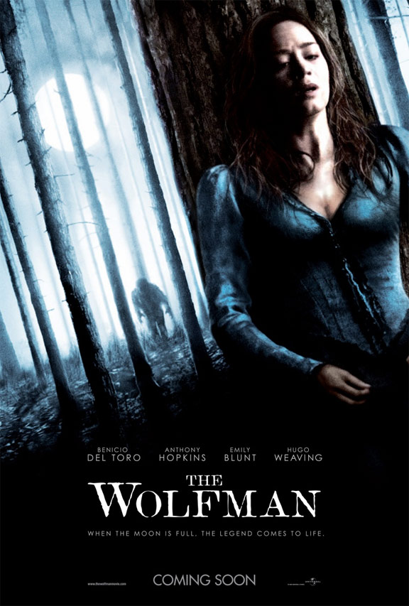The Wolfman Poster #5