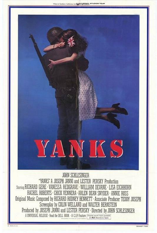 Yanks Poster #1