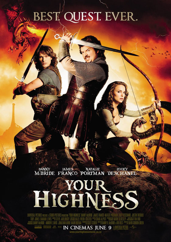 Your Highness Poster #5