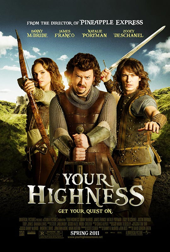 Your Highness Poster #1