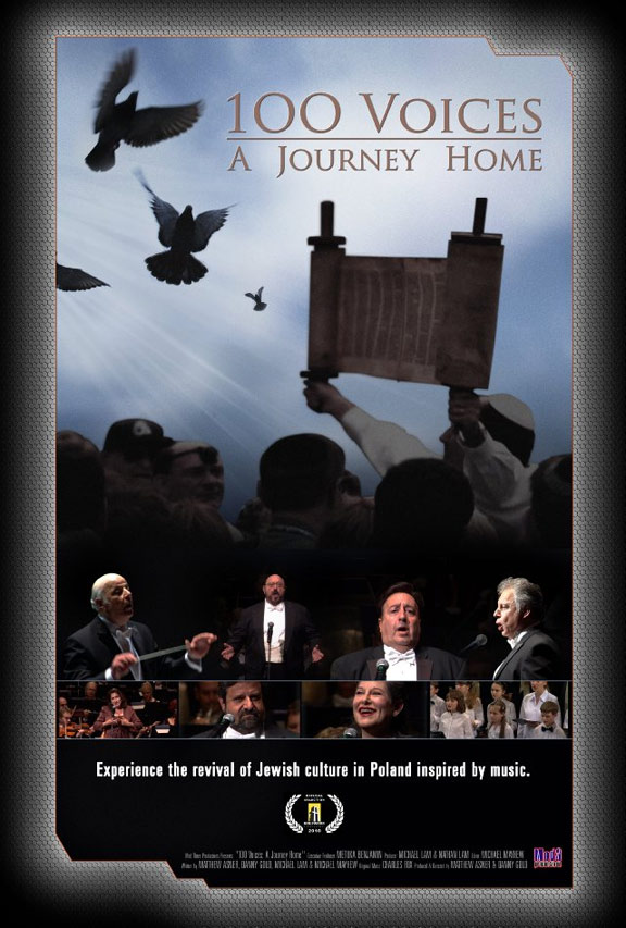 100 Voices: A Journey Home Poster #1