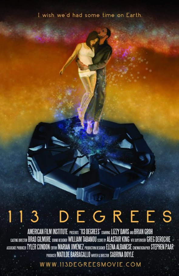 113 Degrees Poster #1