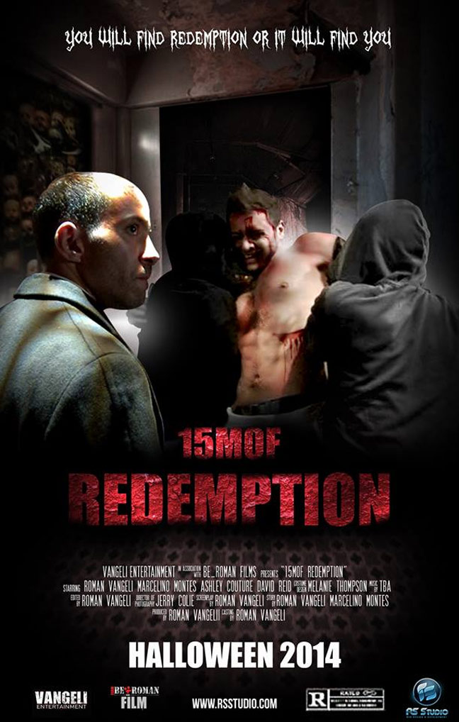 15MOF: Redemption Poster #1