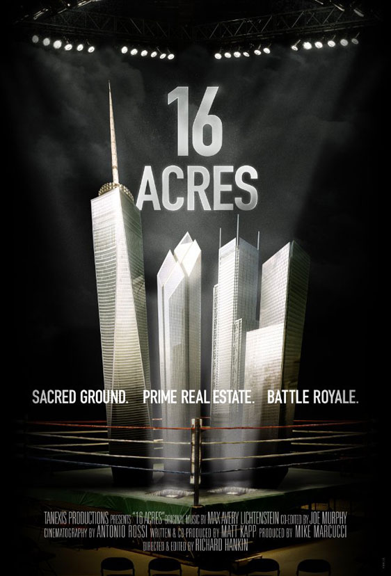 16 Acres Poster #1