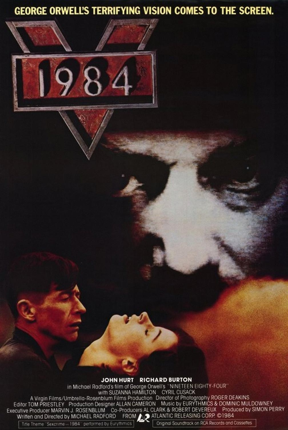 1984 Poster #1