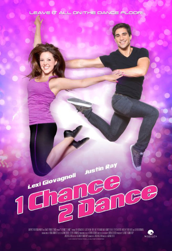 1 Chance 2 Dance Poster #1