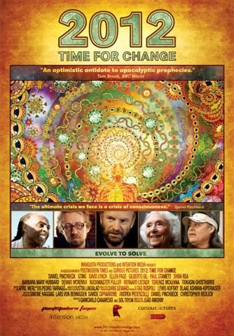 2012: Time for Change Poster #1