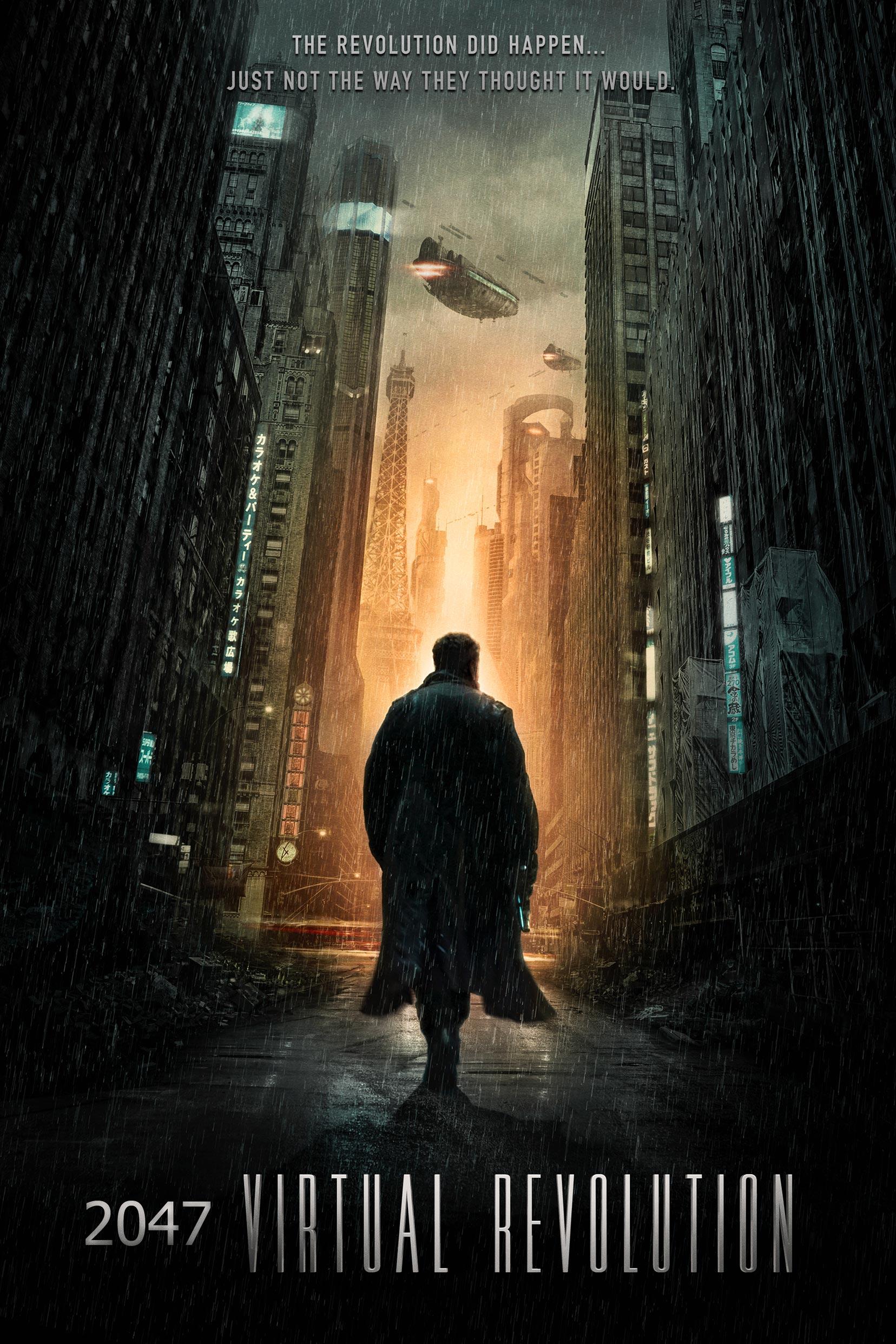 2047: Virtual Revolution Poster #1