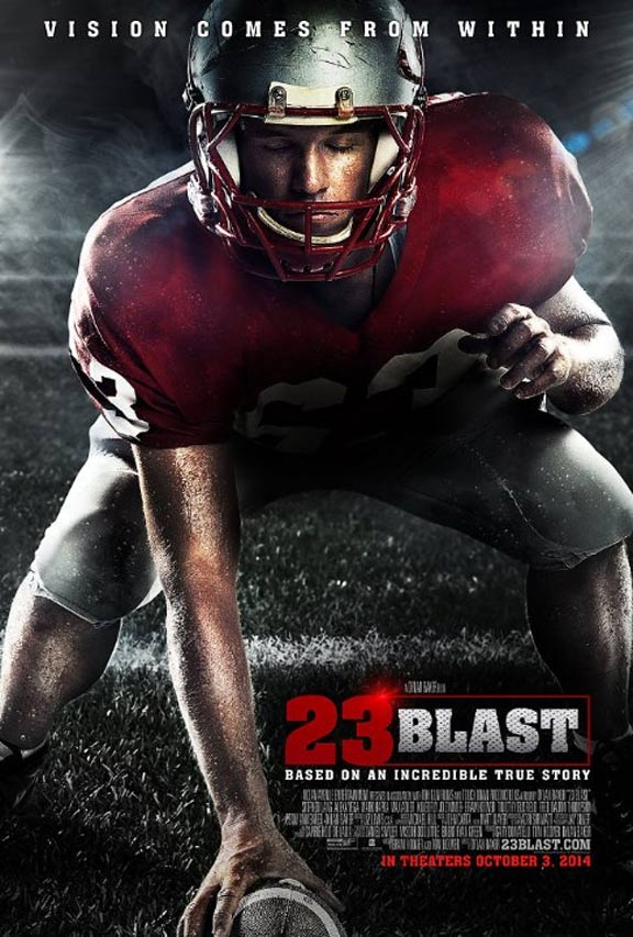 23 Blast Poster #1