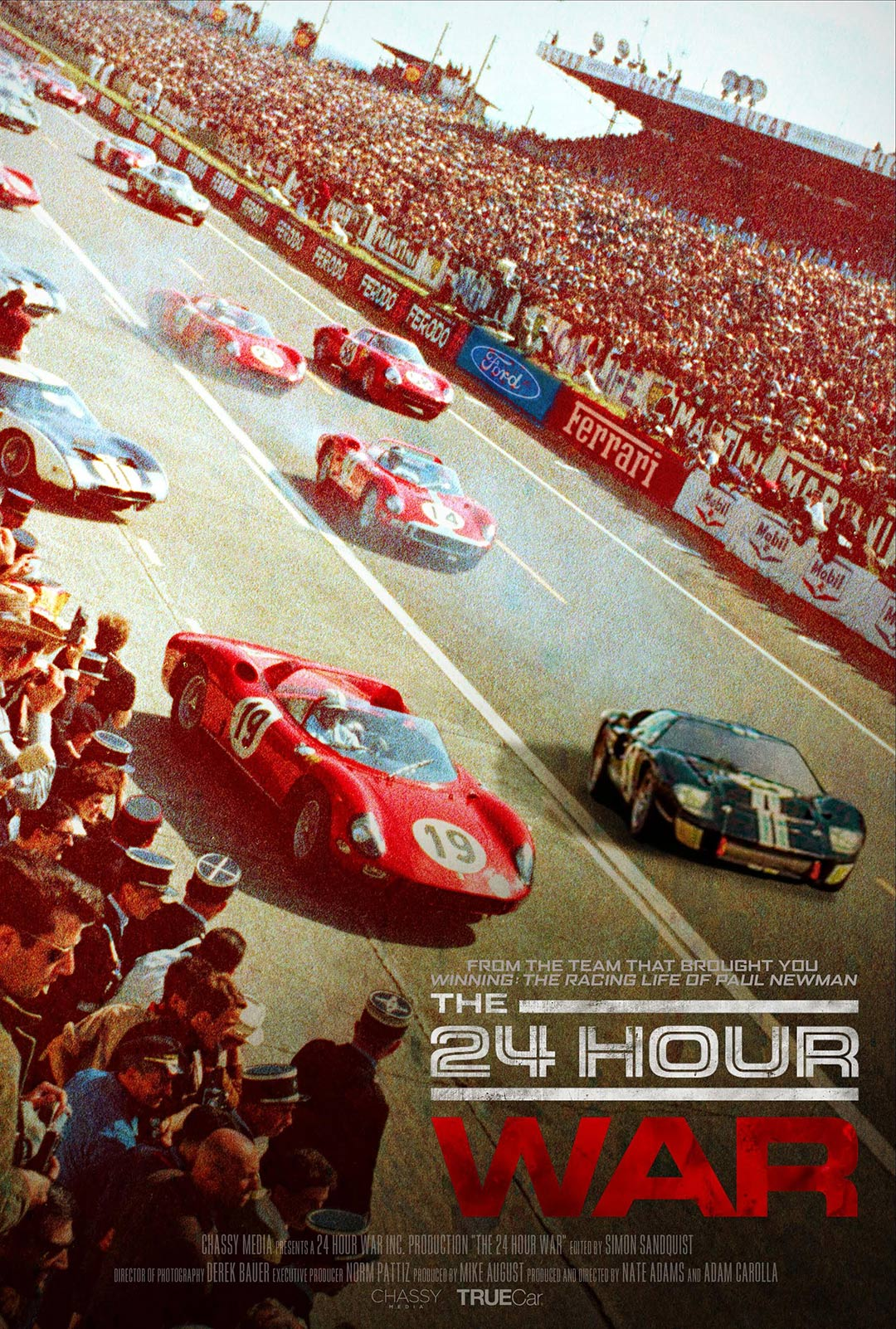 The 24 Hour War Poster #1