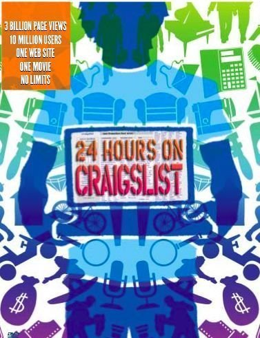 24 Hours on Craigslist Poster #1