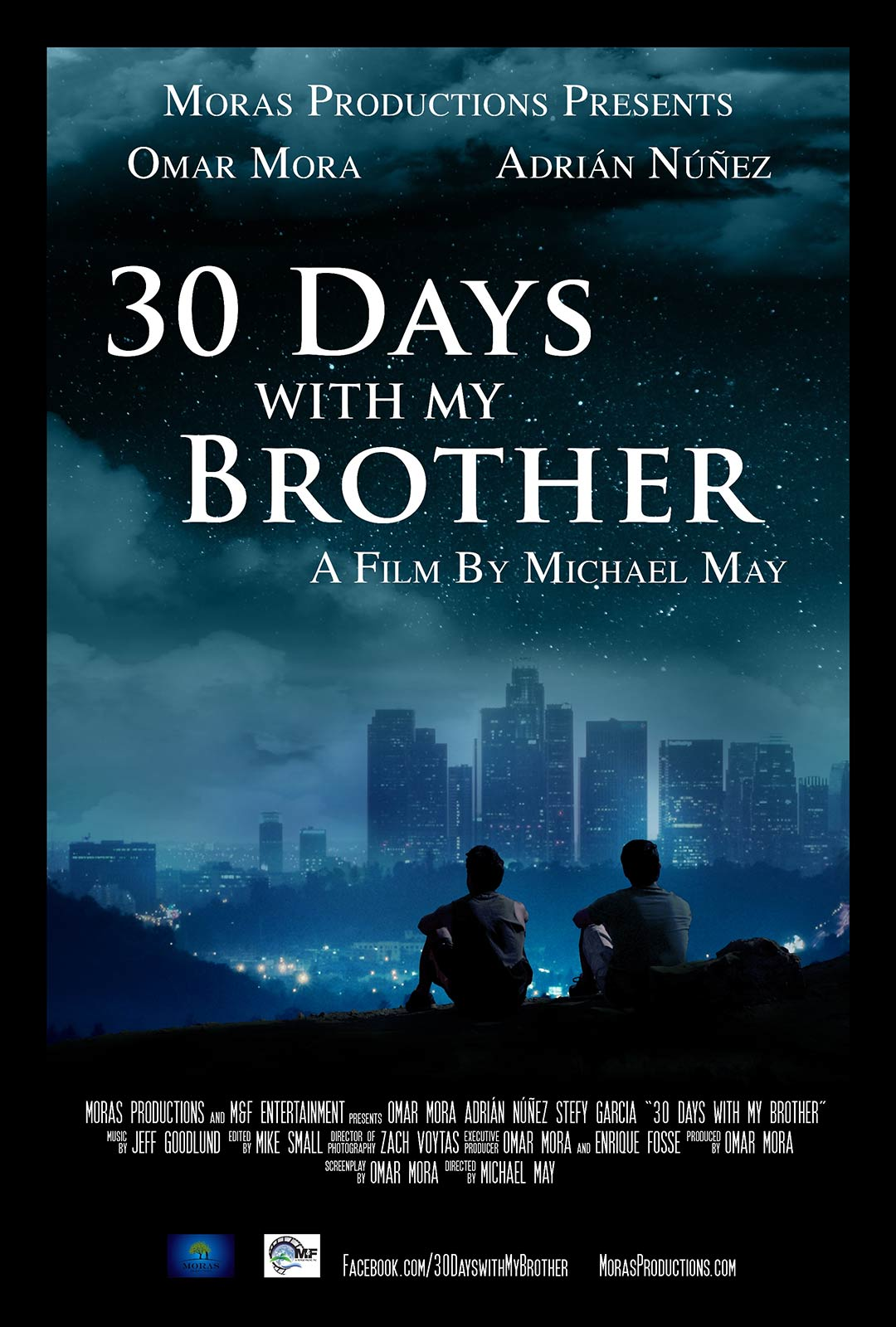 30 Days with My Brother Poster #1