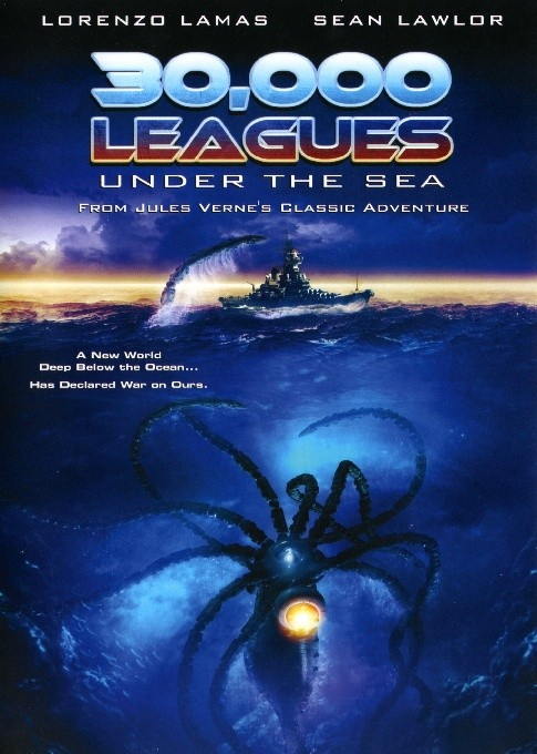 30,000 Leagues Under The Sea Poster #1