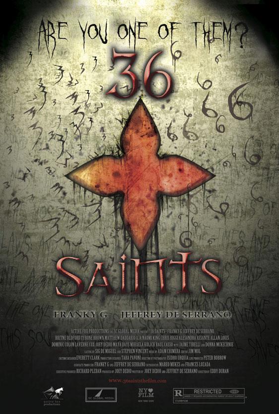 36 Saints Poster #1