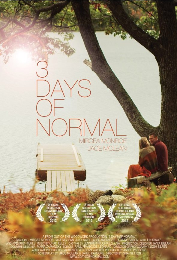 3 Days of Normal Poster #1