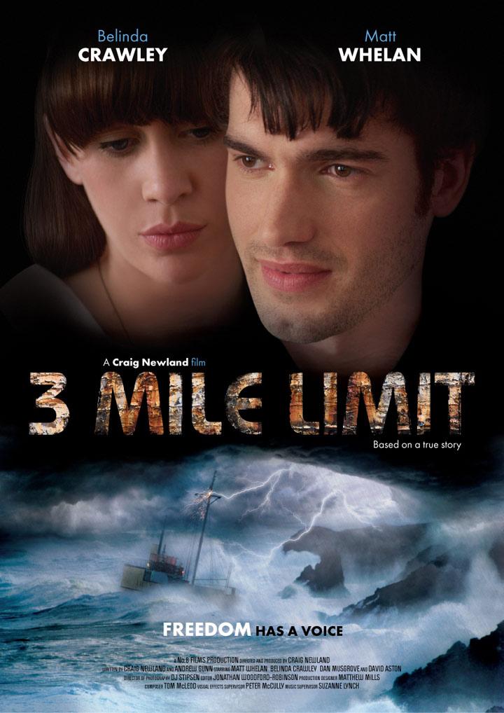 3 Mile Limit Poster #1