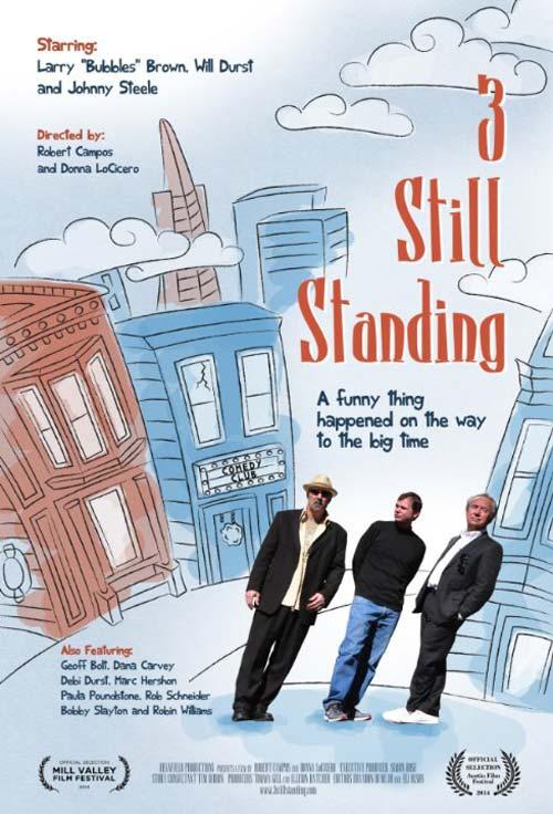 3 Still Standing Poster #1