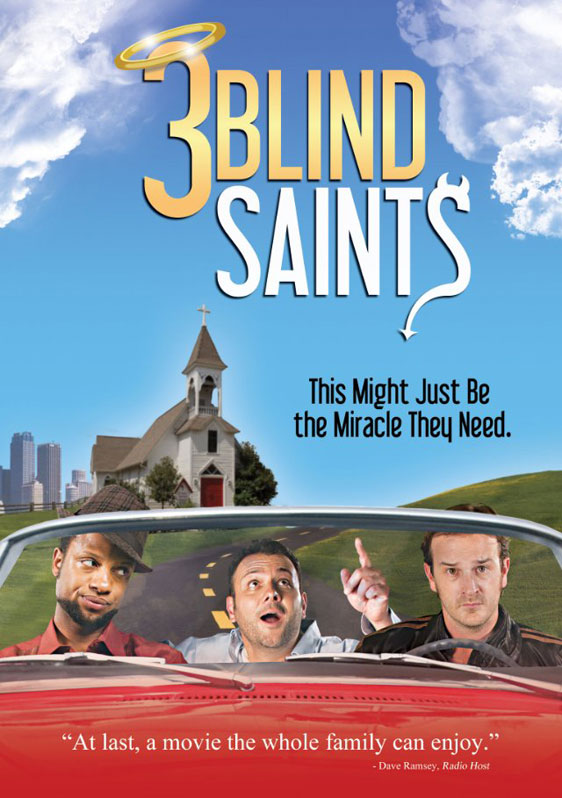 3 Blind Saints Poster #1