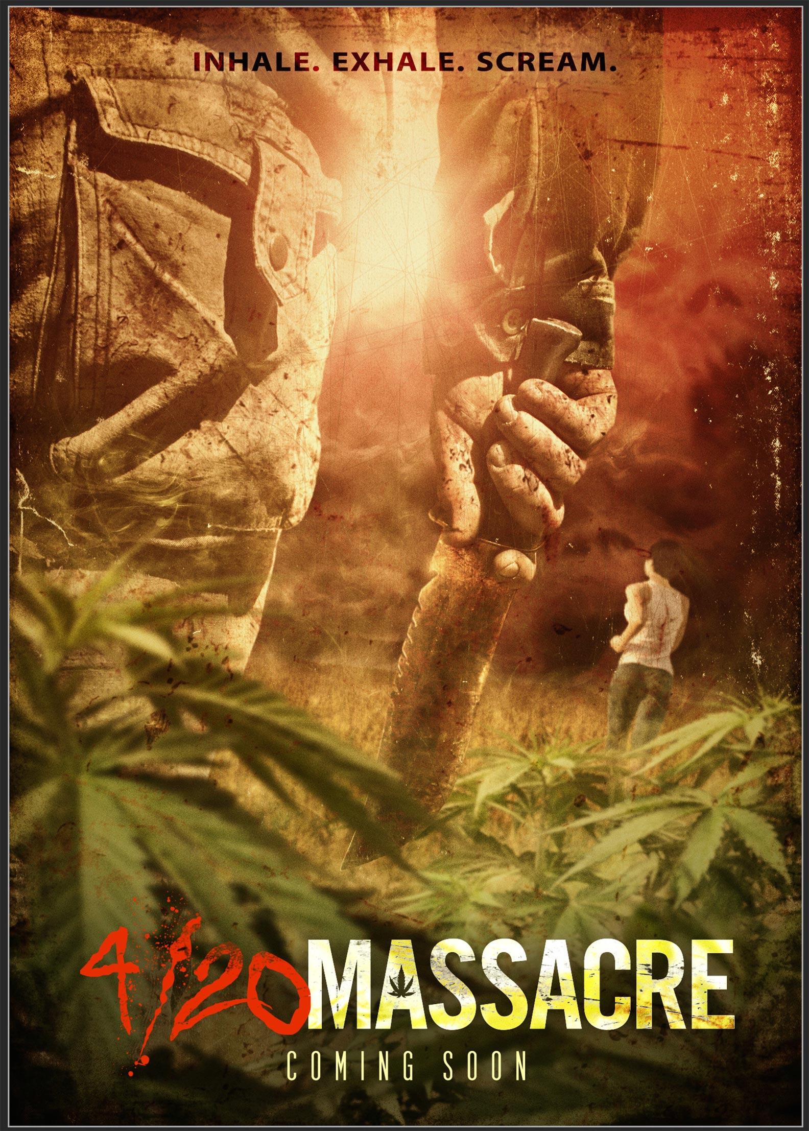 4/20 Massacre Poster #1