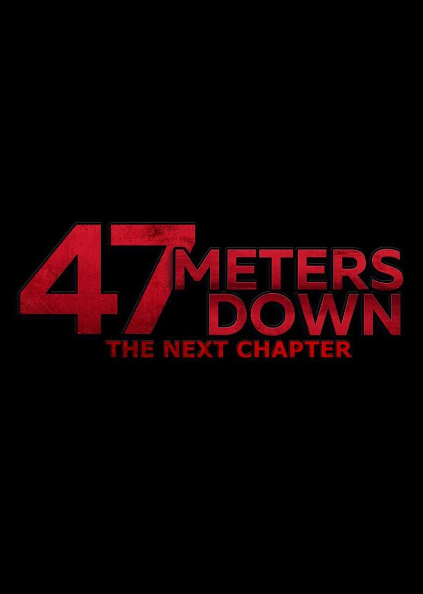 47 Meters Down: Uncaged Poster #1