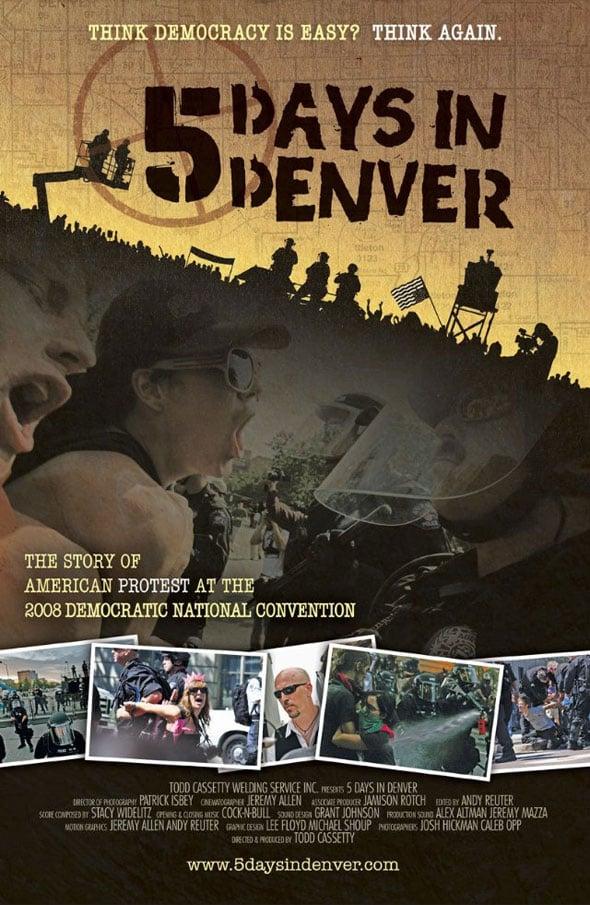 5 Days in Denver Poster #1