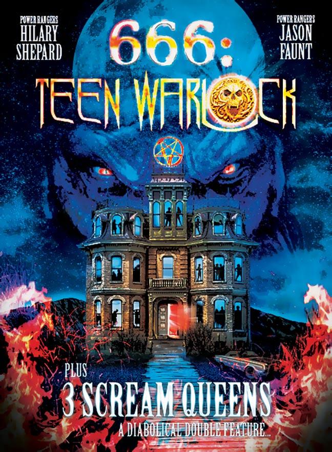 666: Teen Warlock Poster #1