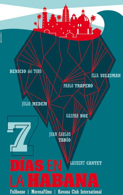 7 Days in Havana Poster #1