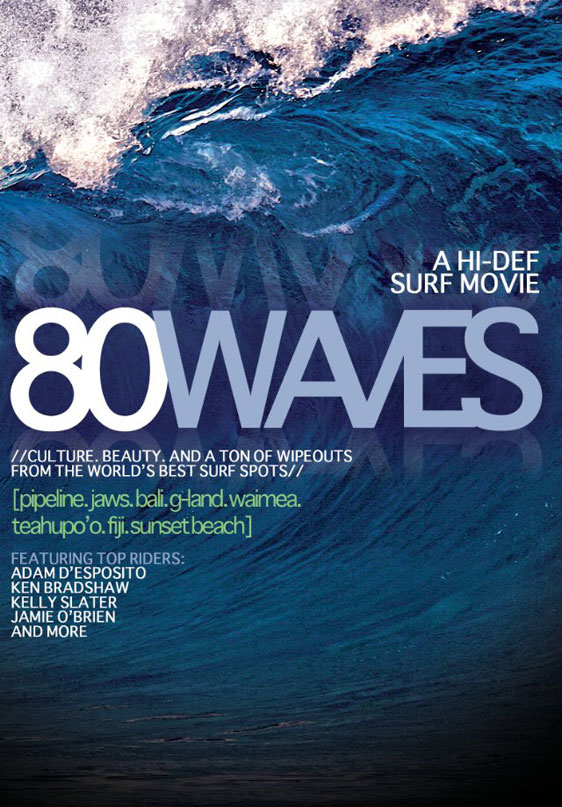 80 Waves Poster #1