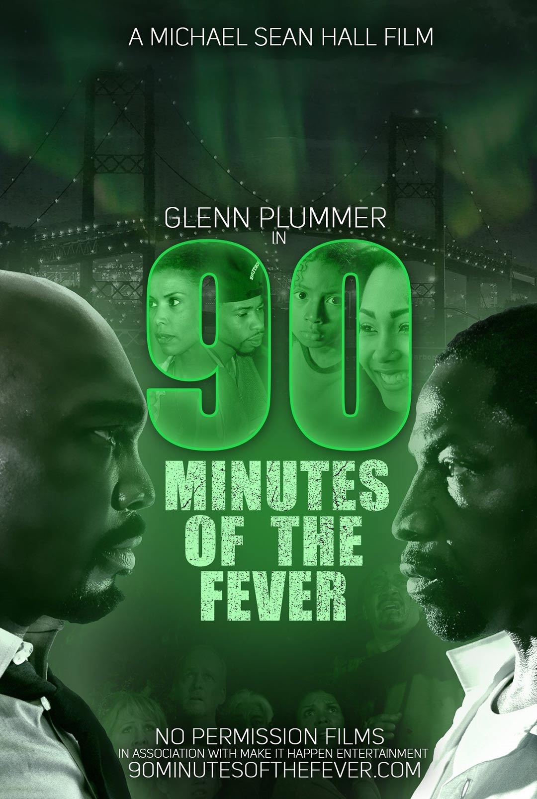 90 Minutes of the Fever Poster #1
