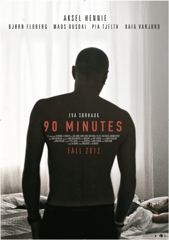 90 Minutes Poster #1