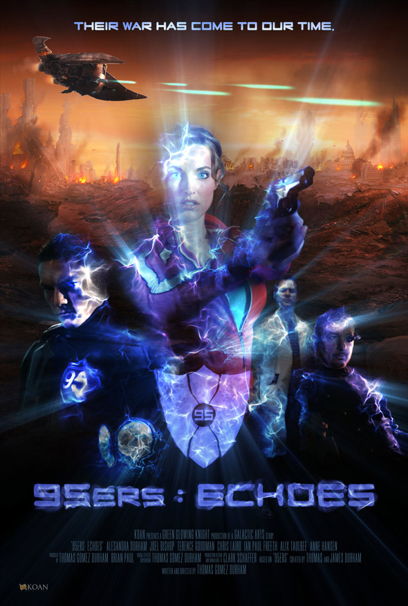 95ers: Echoes Poster #1