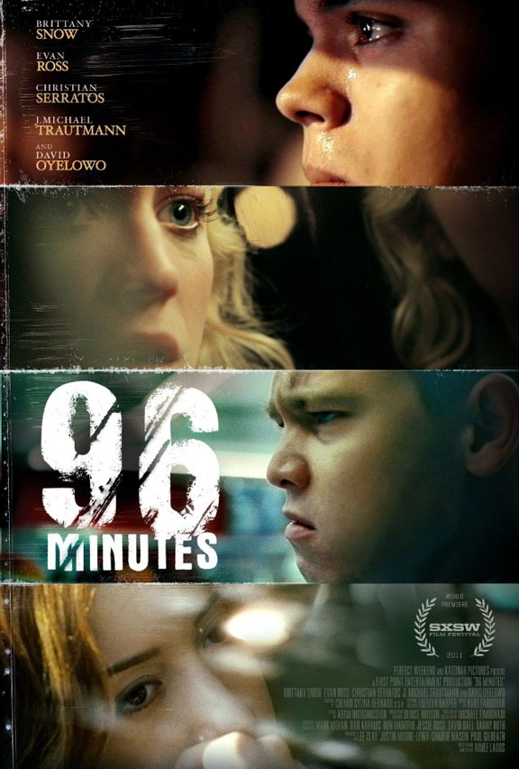 96 Minutes Poster #1
