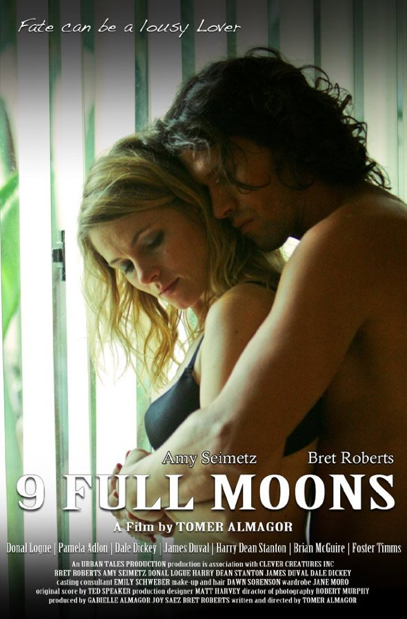 9 Full Moons Poster #1