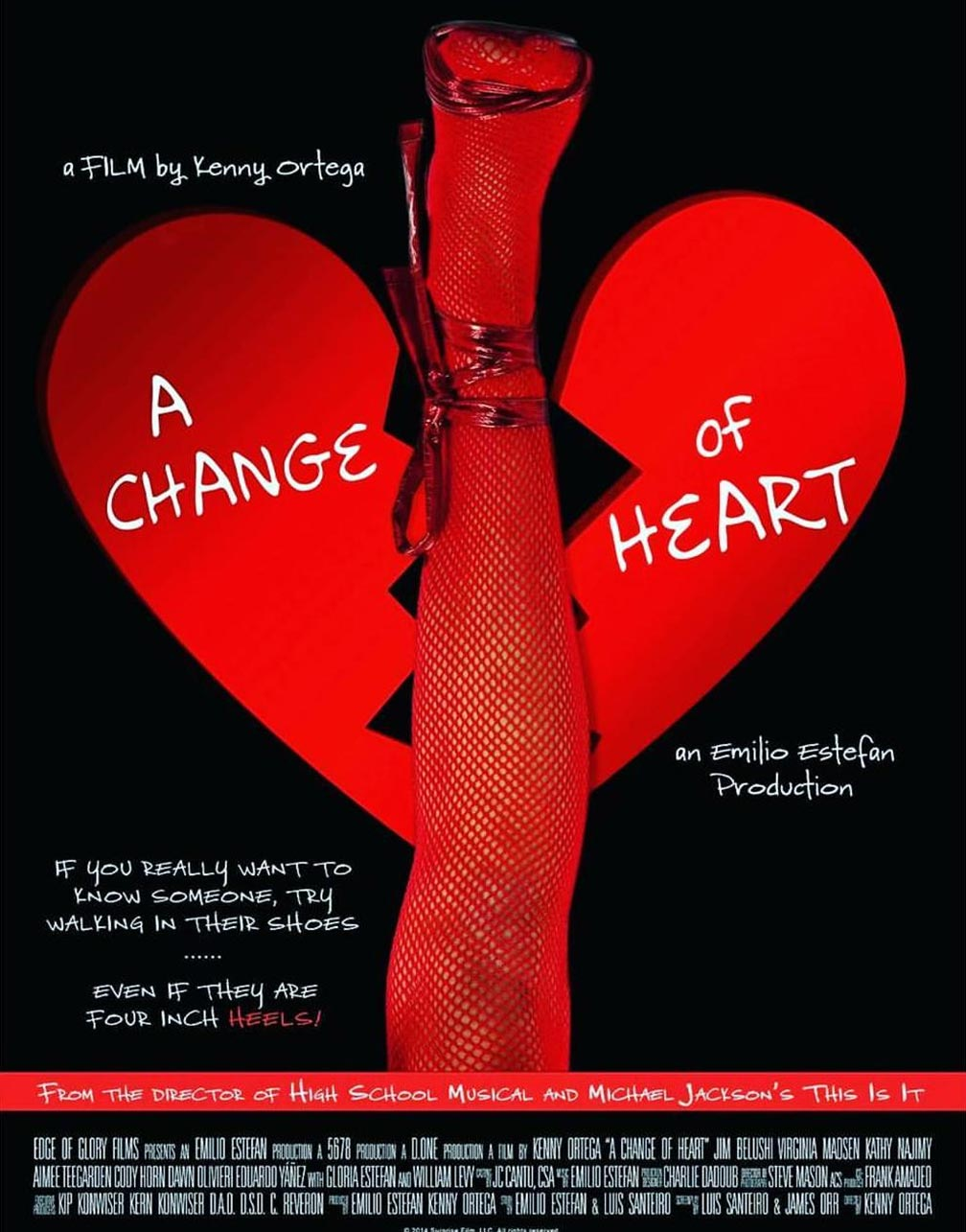 A Change of Heart Poster #1