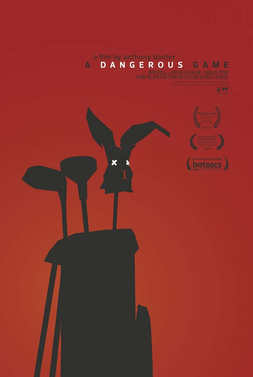 A Dangerous Game Poster #1