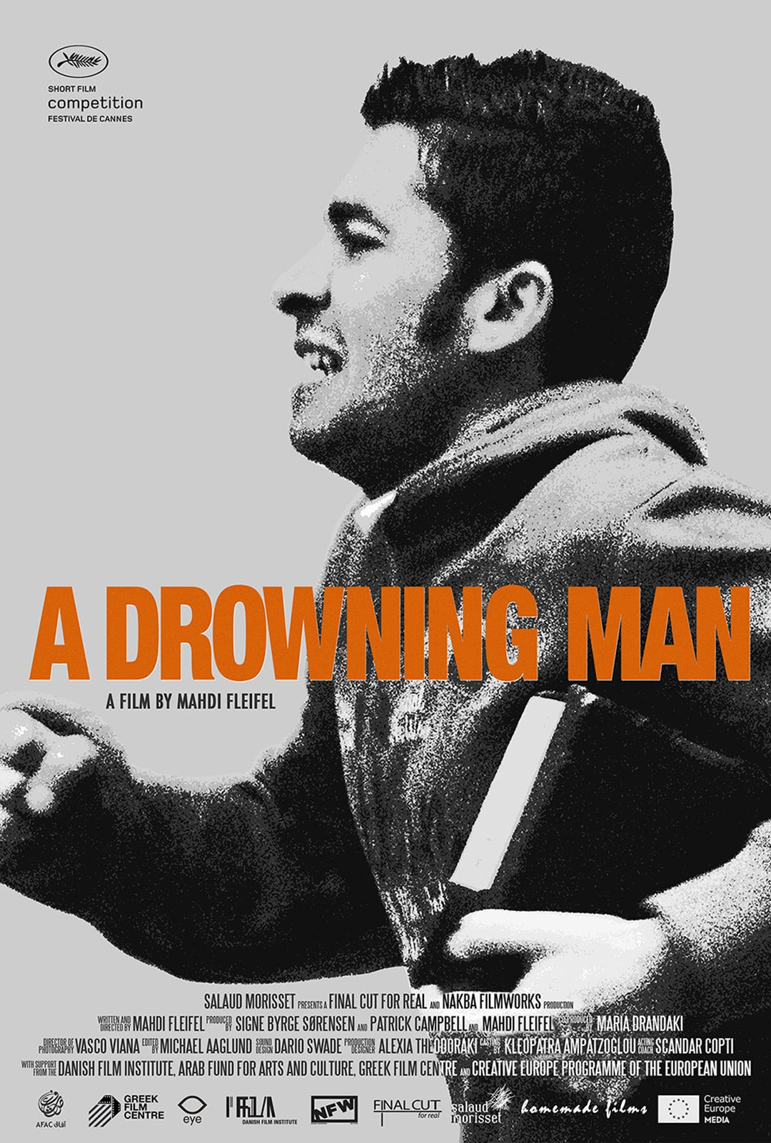 A Drowning Man Poster #1