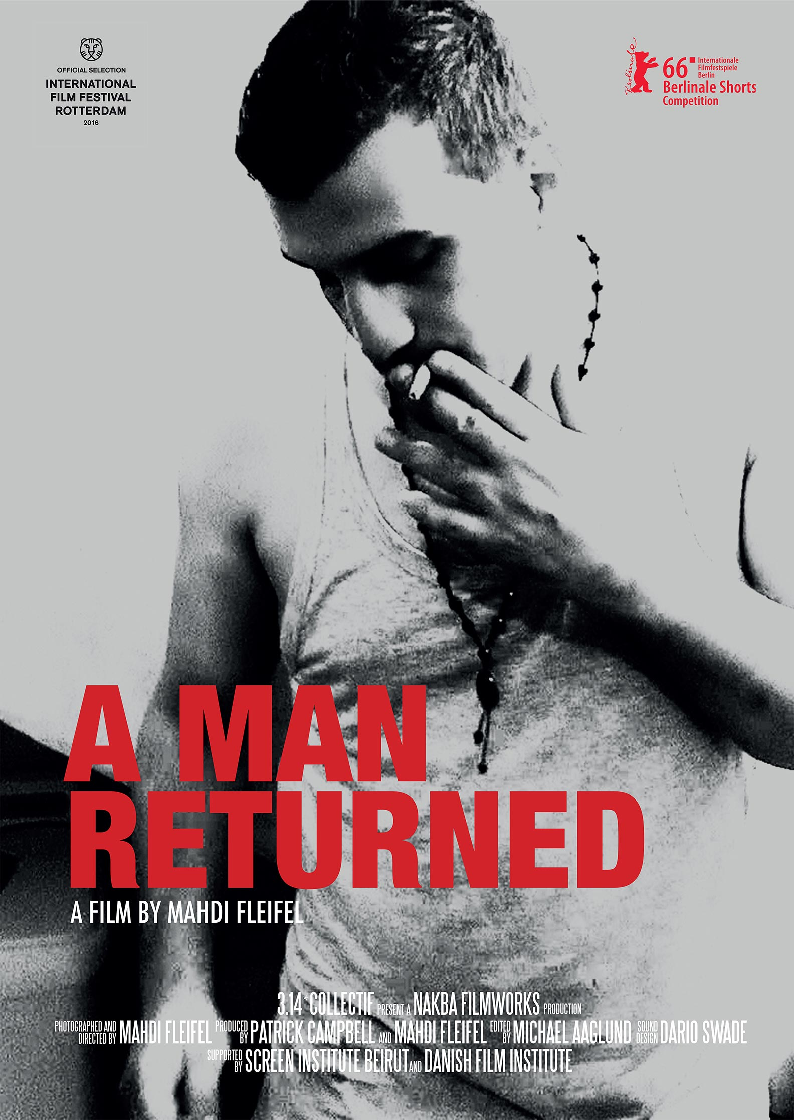 A Man Returned Poster #1