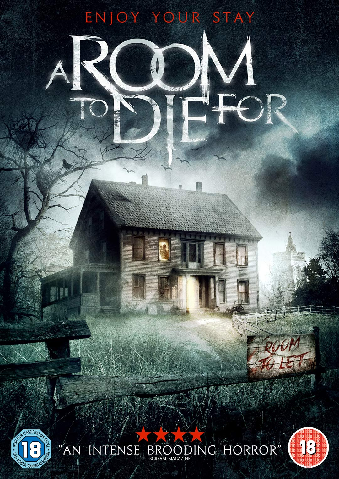 A Room to Die For Poster #1