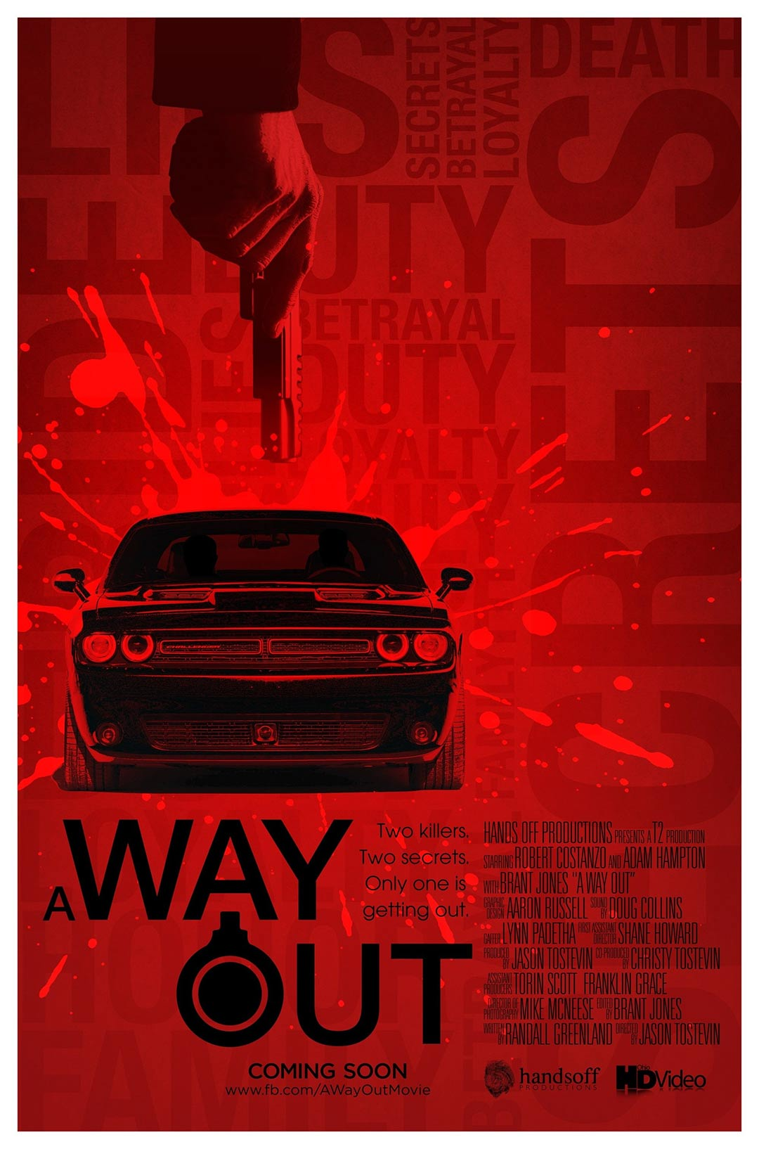 A Way Out Poster #1