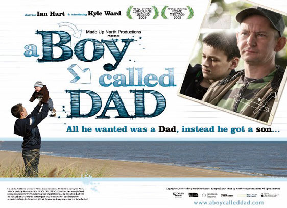 A Boy Called Dad Poster #2