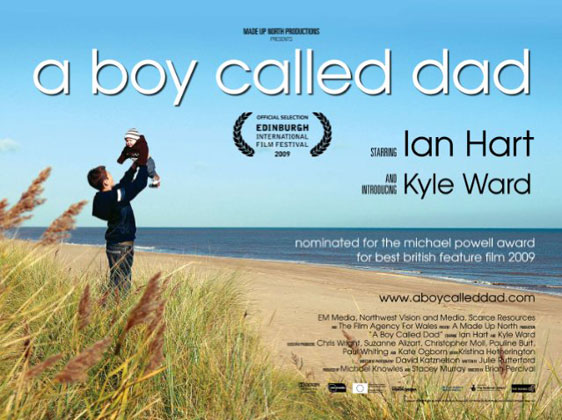 A Boy Called Dad Poster #1