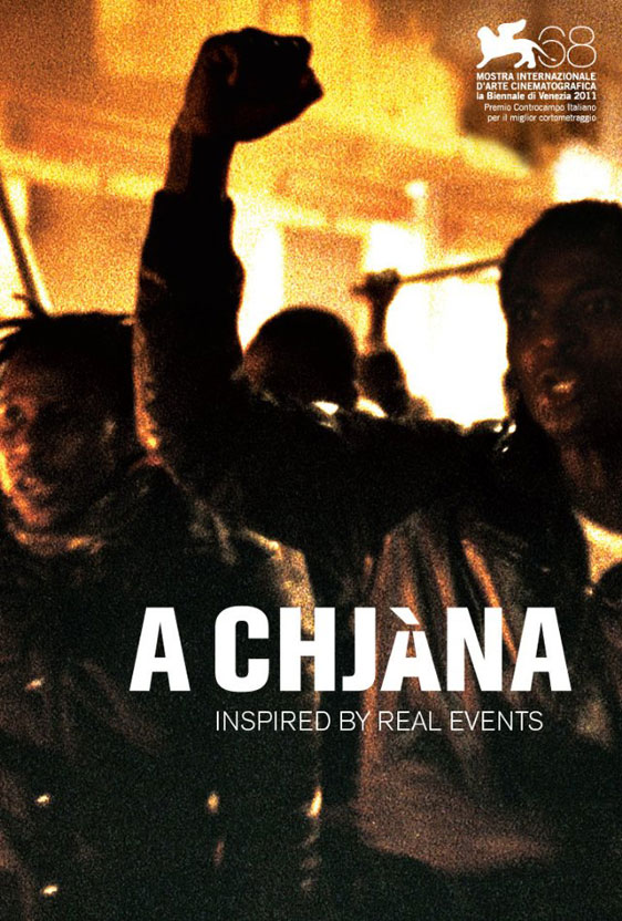A Chjána (The Plain) Poster #1