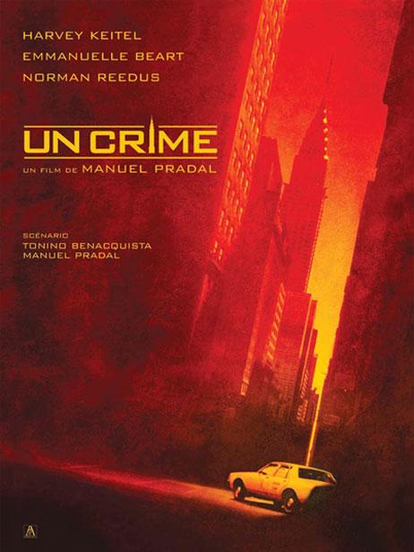A Crime Poster #2
