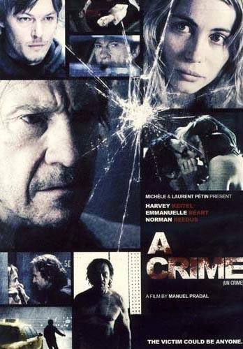 A Crime Poster #1