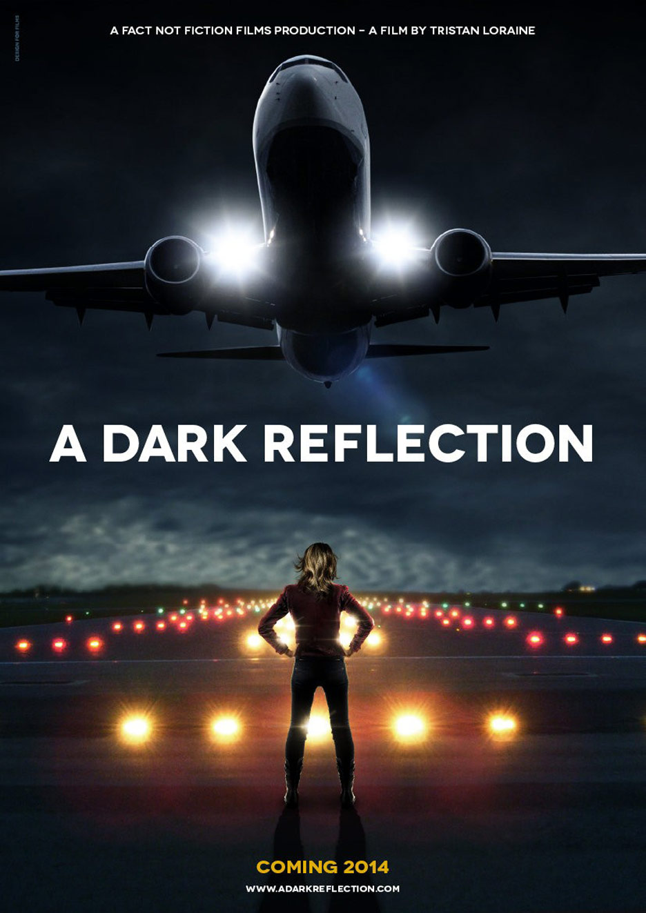 A Dark Reflection Poster #1