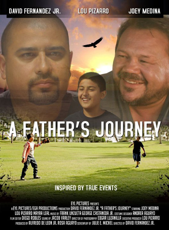 A Father's Journey Poster #1