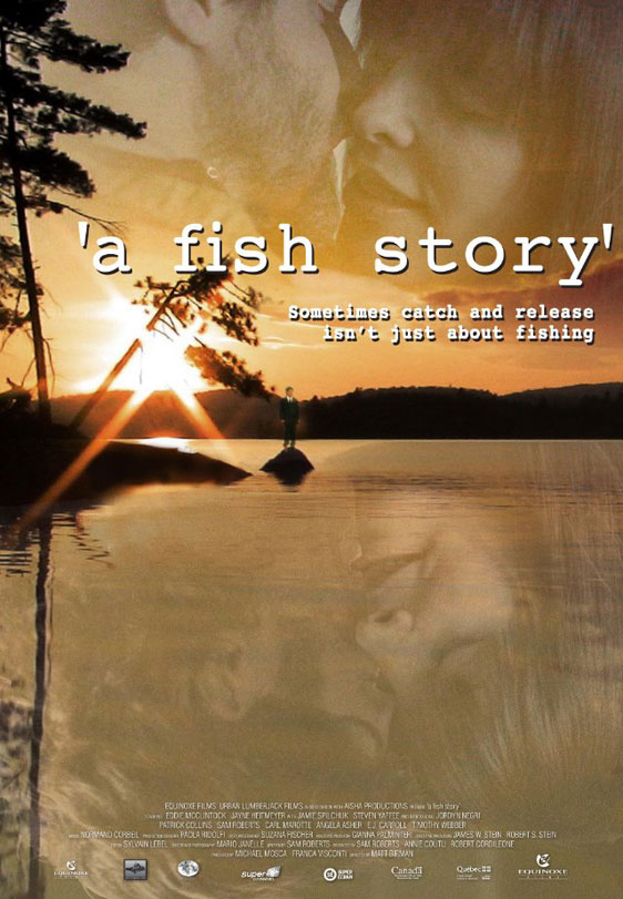 A Fish Story Poster #1