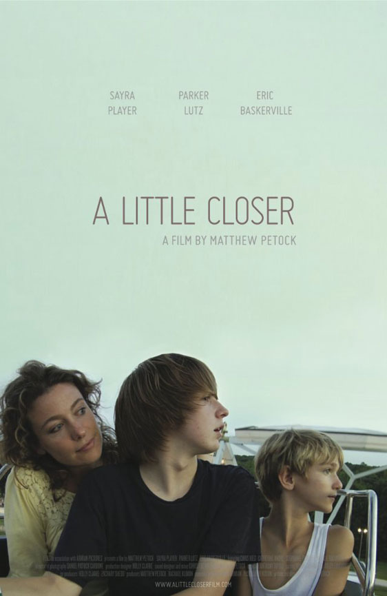 A Little Closer Poster #1