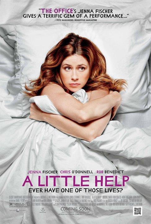 A Little Help Poster #1